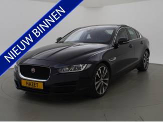 Jaguar XE 2.0D 180 PK AUT. + PANORAMA / HEAD-UP / LEDER / MEMORY