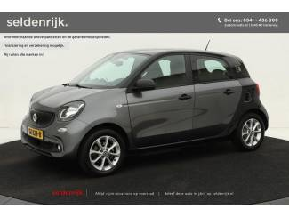 Smart Forfour Electric Drive Business *Excl. BTW* | Leder | Clima