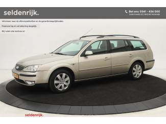 Ford Mondeo 1.8-16V First Edition *Lees advertentie* | Climate co