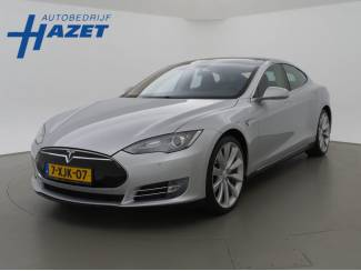 Tesla Model S 85 *INCL. BTW* + LUCHTVERING / 21 INCH / PANORAMA /